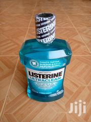 1.5 Ltr Listerine Ultra Clean Antiseptic Mouthwash | Tools & Accessories for sale in Greater Accra, Ga East Municipal