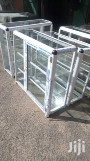 Aluminium Show Glass Cases | Furniture for sale in Greater Accra, Accra new Town