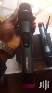Shure Microphone   Audio & Music Equipment for sale in Greater Accra, Accra Metropolitan