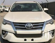 New Toyota Fortuner 2019 White   Cars for sale in Greater Accra, Ga South Municipal