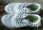 Used All White Casual Sneakers Wear,Can Be Used For Jogging As Well | Shoes for sale in Greater Accra, Kwashieman