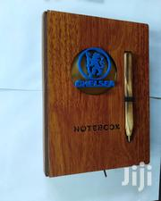 Wooden Cover Notepad | Books & Games for sale in Greater Accra, Nii Boi Town