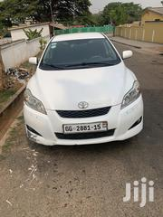 Toyota Matrix 2010 White | Cars for sale in Greater Accra, Dansoman