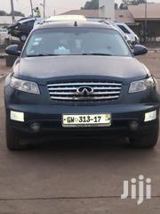Infiniti FX35 2005 Base 4x4 (3.5L 6cyl 5A) Black | Cars for sale in Northern Region, Tamale Municipal