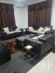 High Quality Leather Sofa Set | Furniture for sale in Greater Accra, Achimota