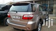 Toyota Fortuner 2009 Gold | Cars for sale in Greater Accra, Tema Metropolitan