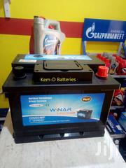 13 Plates Car Battery -winar Premium - Accent -free Delivery | Vehicle Parts & Accessories for sale in Greater Accra, Cantonments