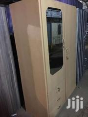 Cream Colored Wardrobe For Sell Plsu Free Delivery | Furniture for sale in Greater Accra, Bubuashie