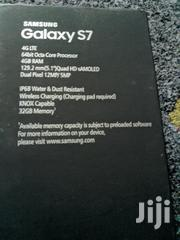 New Samsung Galaxy S7 32 GB Black   Mobile Phones for sale in Greater Accra, Adenta Municipal