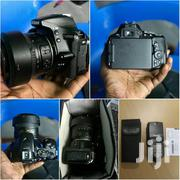 Nikon D5500 With Lens, Flash And SD Card | Accessories & Supplies for Electronics for sale in Greater Accra, Tema Metropolitan