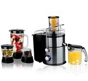 4in1 Juice Extractor + Blender | Kitchen Appliances for sale in Greater Accra, Accra Metropolitan
