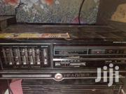 Fisher Stereo Amplifier With DVD Player   TV & DVD Equipment for sale in Ashanti, Kumasi Metropolitan
