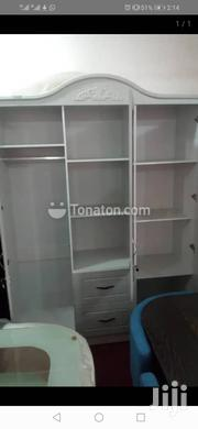 Three Door Wooden Wardrobe | Furniture for sale in Greater Accra, North Kaneshie
