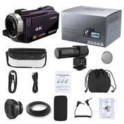 Reduced to Clear ( Andoer 4K 48mp Digital Still and Video Camcorder) | Photo & Video Cameras for sale in Greater Accra, New Mamprobi