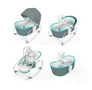 Perfect 5-in-1 Baby Rocker Bassinet - Grey | Prams & Strollers for sale in Greater Accra, Ga West Municipal