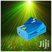 Portable Mini LED R&G Laser Projector Stage Lighting Effect Adjus | Stage Lighting & Effects for sale in Greater Accra, Accra new Town
