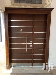 Super High Quality Security Metal Doors & Kitchen Cabinets | Doors for sale in Greater Accra, East Legon