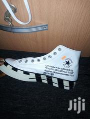 Off White Converse   Shoes for sale in Greater Accra, Adenta Municipal