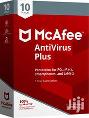 Mcafee Antivirus Plus 2020 - 10 Devices | Software for sale in Greater Accra, East Legon