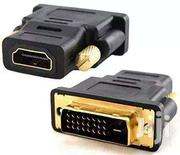 Dvi-d To HDMI Output Converter Adapter | Computer Accessories  for sale in Greater Accra, Accra new Town