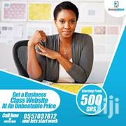Get A Professionally Designed Website At An Affordable Price   Computer & IT Services for sale in Greater Accra, Accra Metropolitan