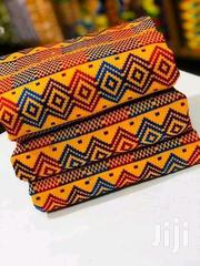 Beautiful And Quality Yellow Bonwire Kente | Clothing for sale in Greater Accra, Labadi-Aborm