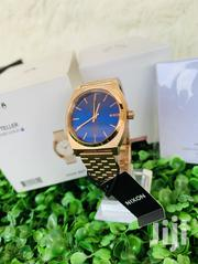 Nixon Timeteller Rosegold/Blue   Watches for sale in Greater Accra, Adenta Municipal