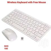 Wireless Keyboard + Free Wireless Mouse | Computer Accessories  for sale in Greater Accra, Kokomlemle