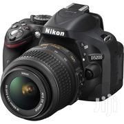 Nikon DSLR D5200 With 2 Kit Lens, Stand | Cameras, Video Cameras & Accessories for sale in Greater Accra, Ledzokuku-Krowor