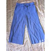 Blue Palazzo Pant | Clothing for sale in Greater Accra, Tema Metropolitan