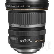 Canon EF-S 10-22mm F/3.5-4.5 USM Lens | Accessories & Supplies for Electronics for sale in Greater Accra, Dansoman