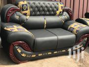 Mixed Leather With Material Living Room Sofa | Furniture for sale in Ashanti, Kumasi Metropolitan
