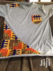 African Print Designed T Shirt | Clothing for sale in Eastern Region, Akuapim South Municipal