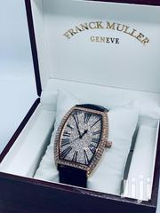 Frank Muller Leather Watch | Watches for sale in Greater Accra, Adenta Municipal