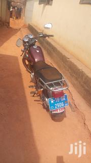 Haojue HJ125-8K 2017 Red   Motorcycles & Scooters for sale in Central Region, Agona East