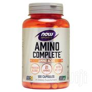 Supplement: NOW Sports Nutrition, Amino Complete 120 Capsules   Vitamins & Supplements for sale in Greater Accra, Achimota