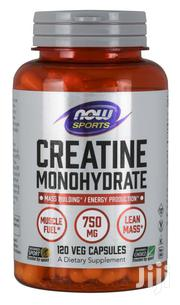 SUPPLEMENT: Creatine Monohydrate 750 Mg Veg Capsules   Vitamins & Supplements for sale in Greater Accra, Achimota