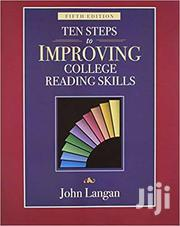 Ten Steps To Improving College Reading Skills | CDs & DVDs for sale in Greater Accra, East Legon