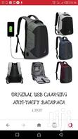 Laptop Bag With USB Port   Bags for sale in Accra Metropolitan, Greater Accra, Nigeria