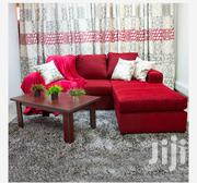 Emefa L- Shaped Couch Model: Ashfoam | Furniture for sale in Eastern Region, Akuapim North
