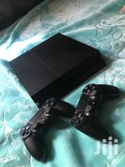 PS4 Fat Console With Game | Video Game Consoles for sale in Greater Accra, Dansoman