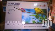 Nasco 32′′ Digital Satellite LED HD TV + Wall Mount | Accessories & Supplies for Electronics for sale in Greater Accra, Adabraka