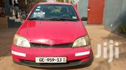 Toyota Echo 2002 Red | Cars for sale in Greater Accra, Achimota