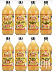 Apple Cider Vinegar(Braggs) Small Size | Vitamins & Supplements for sale in Greater Accra, Ga East Municipal
