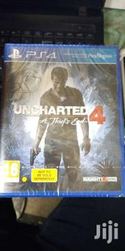 PS4 Uncharted 4 | Video Games for sale in Greater Accra, Osu