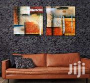 2 Piece Abstract Design Wall Art | Arts & Crafts for sale in Greater Accra, Ga East Municipal