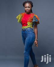 Crop Blouses for Ladies. Its in Different Prints.   Clothing for sale in Central Region, Cape Coast Metropolitan