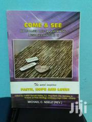 Come And See Bible Life Transforming (Vol 1&2) | CDs & DVDs for sale in Western Region, Shama Ahanta East Metropolitan