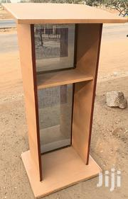 Glass and Wood Pulpit | Furniture for sale in Greater Accra, Tema Metropolitan