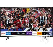 """Super Sleek Samsung 49""""4k UHD Smart Wifi Curved Led Tv 